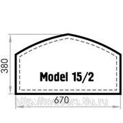 Бювар из кожи CUOIETTO, Model 15-2 (мет. вставка)