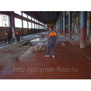 Шлифовка бетона фото