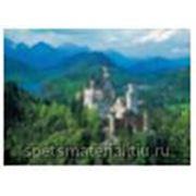 """Стандартное флуоресцентное полиэстровое полотно-обои """"German Castle """" фото"""