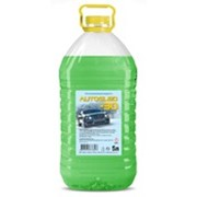 """Незамерзающая жидкость """"AutoGleid"""" -30 5L Green фото"""