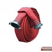 Рукав пожарный напорный с ГР латекс. ф 80 мм фото