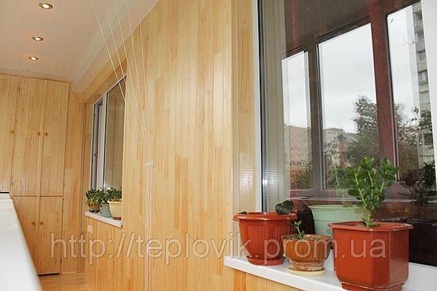 Ремонт балкона, отделка лоджии в реутове, котельниках, дзерж.