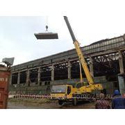 Демонтаж производственных зданий. фото