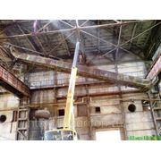 Монтаж демонтаж кранов,конструкций. фото
