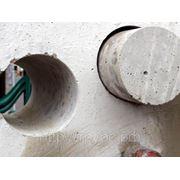 Сверление отверстий любого диаметра в любом материале фото