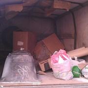 Вывоз бытового мусора ГАЗелью от 1500.