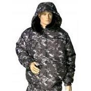 Куртка зимняя «Альфа» КМФ