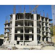 Монолитное строительство, сооружения. фото