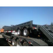 Трал 40 тонн прямой