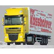 Kassbohrer Maxima XS (domestic) штора,ворота,борт