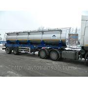 Полуприцеп-цистерна объемом 16 000 литров