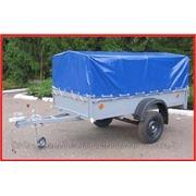 Прицеп для перевозки грузов САЗ-82993-01 фото