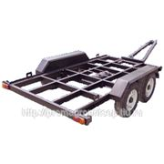 Прицеп платформа для монтажа оборудования г/п до 4 тонн