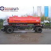 прицеп-цистерна бензовоз ПЦ-86531 (V=15 000 л.) для топлива фото