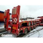 Новый трал Kaessbohrer LB4E фото