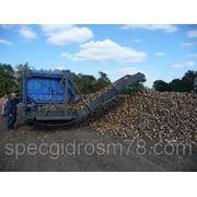 Прицеп тракторный бункер-перегрузчик ПТ4 фото