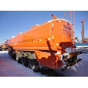 Полуприцеп-бензовоз 35 м3 фотография