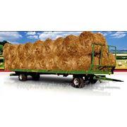 Прицепы для перевозки рулонов от 7 до 13 тонн (PRONAR Польша) фото