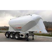Цистерна «МИЛЛЕНИУМ» для перевозки цемента и других строительных смесей фото