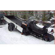 Прицеп для снегоходов САЗ-82993-02 фото