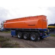 Автоцистерна бензовоз Капри 29,5 м3
