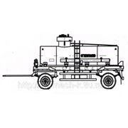 Цистерна для перевозки светлых нефтяных продуктов ПЦН-10 фото