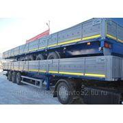 Полуприцеп МАЗ 975800-2012 фото