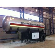 Полуприцеп-цистерна заправочная для сжиженных углеводородных газов ППЦТ(З)-12 фото