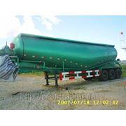 Полуприцеп для сыпучих грузов ST9400GFL объемом 40 (м3) фото