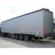 Полуприцеп шторный Schmitz Cargobull SCS 24/L-13,62 BS EB (штора, борт, ворота) фото