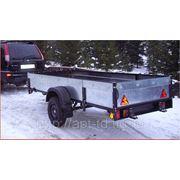 Прицеп для перевозки грузов САЗ82993-02 фото