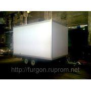 Мебельный фургон, объемом 16м3, грузоподъемностью 2,4 тонн. фото