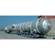 Прицепная техника Nooteboom для перевозки негабаритных и тяжеловесных грузов фото