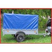 Прицеп для перевозки грузов САЗ-82993 фото