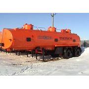 Бензовоз Полуприцеп-цистерна НЕФАЗ-9693-10 (V-30м.) фото