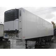 Полуприцеп Schmitz Cargobull SKO24/L - 13.4 FP 60 Cool Рефрижератор (Carrier MAXIMA 1300) фото