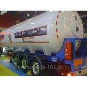 Газовоз V-50куб. для транспортировки (СУГ) сжиженных углеводородных газов