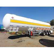Газовоз V=57куб. для транспортировки (СУГ) сжиженных углеводородных газов