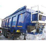 Полуприцеп самосвальный Schmitz CargoBull Ski 24 фото