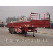Полуприцеп контейнеровоз WANSHIDA г/п 50т. 3 оси фото