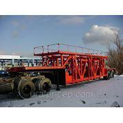 Полуприцеп панелевоз (плитовоз) 34 тн 8500 мм фото