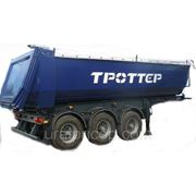 Полуприцеп самосвальный Троттер 35 тн фото