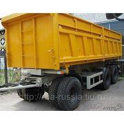 Прицеп самосвальный МАЗ-856102-010 фото