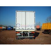 прицеп изотермический фургон на шасси МАЗ-837810 в Красноярске