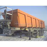 полуприцеп самосвальный Schmitz Cargobull (Шмитц) SKI 24 3AT 8.2 объемом 28 кубов Красноярске фото