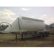 Цементовоз, 33,5куб.м. 964809 полуприцеп-цистерна фото