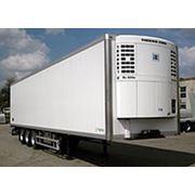 ВАРЗ НПО-2385 Р 3-осный полуприцеп-рефрижератор грузоподъемностью 28 300 кг. фото