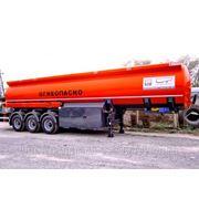Бензовоз OK Kardesler 30 000л., топливная цистерна, итальянские технологии.