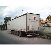 Трехосный тентовыи полуприцеп «штора» SCHMITZ Cargobull S001 2007 г.в. фото