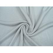 Ткань Трикотаж вязаный серый